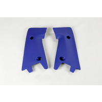 UFO Lower Radiator Shrouds Blue for Husqvarna TC/TE/TX 05-07
