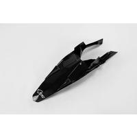 UFO Rear Fender Black for Husqvarna TC/TE 449/499/TE 511 11-13