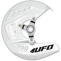UFO Front Disc Cover White for Husqvarna TC/FC 15-20/TE/FE 16-20