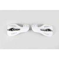 UFO Handguards White for Honda CR 125/250/500 04-07