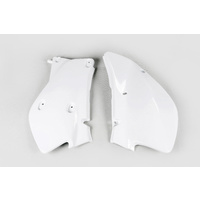 UFO Side Panels White for Honda XR650R 00-06