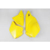 UFO Side Panels Yellow for Suzuki DRZ 400 00-20