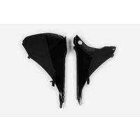 UFO Airbox Cover Black for KTM EXC/EXC-F 14-16