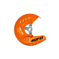 UFO Front Disc Cover Orange (95-18) for KTM SX/SX-F 15-20/EXC/EXC-F 15-20