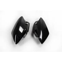 UFO Side Panels Black for Honda CRF150R 07-20