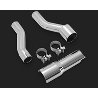 Vance & Hines V16784 Trike Adapter Kit Chrome 17-18