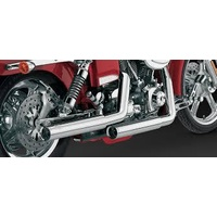 Vance & Hines V17529 Stepped Drag Pipes for Dyna 91-05 - CC2E