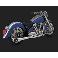 Vance & Hines V25501 Pro-Pipe HS Exhaust for Roadstar 1600 99-03