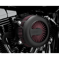 Vance & Hines V40071 VO2 Rogue Air Intake Black for Sportster 91-20