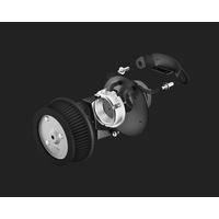 Vance & Hines V71011 VO2 Naked Air Intake for Sportster 91-15