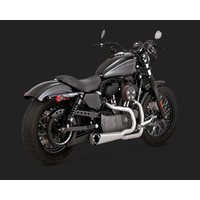 Vance & Hines VHM751174 VHM Competition Series Exhaust Stainless for Sportster 04-13 - CC2E