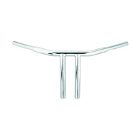 "Wild 1 WO507 T-Bar 10"" Rise Pullback Style Chrome"