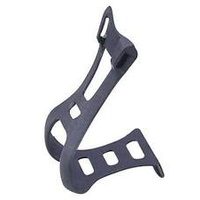 X TECH PEDAL TOE CLIPS AND STRAPS LARGE (2K) BICYCLE - AUSSIE SELLER