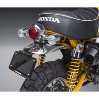 Yoshimura Fender Eliminator Kit Black for Honda Monkey 19-21