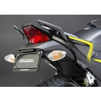 Yoshimura Fender Eliminator Kit Black for Honda CBR300R/CB300F/CBR250R