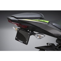 Yoshimura Fender Eliminator Kit Black for Kawasaki Ninja ZX-6R 2019