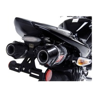 Yoshimura Fender Eliminator Kit Black for Suzuki B-King 08-09