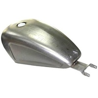 Zodiac Z012920 Hornet EFI 07-up Sportster Models Indented Gas Tank 3.3Gal (12.5lt) Screw Bung