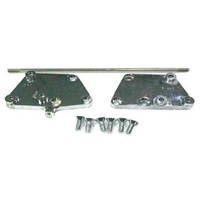 "Zodiac Z056263 Extension Kit 3"" for Forward Controls 00-11 FXST Chrome"