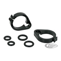 Zodiac Z061007 Duals Throttle/Idle Cable Clamp Kit Black