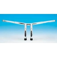 "Zodiac Z096032 Handlebar 8"" Inch Chrome T-Bar"