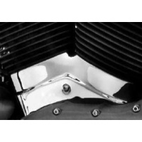Zodiac Z105054 Cylinder Base Cover Chrome XL Sportster 00-Up