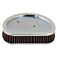 Zodiac Z120063 Air Filter Element for Twin Cam 99-16 Twin Cam