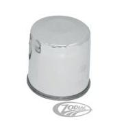 Zodiac Z120113 Oil Filter w/Magnet Chrome for Twin Cam Models