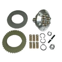 Zodiac Z144417 Pro-Max 2 Heavy Duty Clutch Kit for Softail/Dyna/Touring 98-06 - CC1I