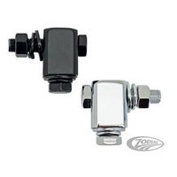Zodiac Z160202 Black Headlight Mount Kit & Hardware