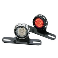 Zodiac Z161403 Black RII LED Light 12V & Licence Bracket