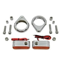 Zodiac Z161751 Radial Indicator /Clamp Set 39mm Chrome