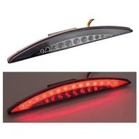 Zodiac Z163055 Pirathon LED Tail Light Lens Smoke