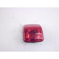 Zodiac Z163151 Tail Light Lens Red FXSTD/FXSTDI - CC1I