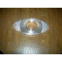 Zodiac Z165107 Tail Light Lens Clear for Cateye Tail Light