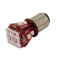 Zodiac Z167605 Synapse LED Bulb 12V Red 1157 Stop/Tail