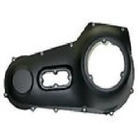 Zodiac Z210229 Outer Primary Cover Twin Cam 99-06 Wrinkle Black - CC1I