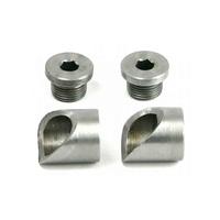 Zippers Performance Z272-202 Weld-In Oxygen Sensor Bung Angled (Each)