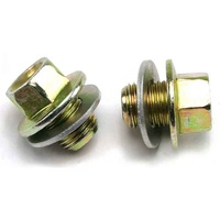 Zippers Performance Z272-204 Oxygen Sensor Bung 12mm Hole (Pair)