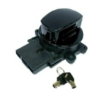 Zodiac Z370096 Ignition Switch Black 1996-Up - CC1I