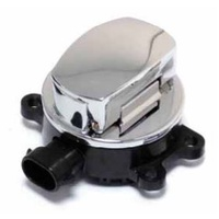 Zodiac Z370965 Ignition Switch Chrome FXST/FLST 11-17 Dyna See List Below 14-up Fl Models OEM 71517-11 - CC1I
