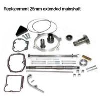 Zodiac Z396004 Radium Replacement Mainshaft 25mm Extended