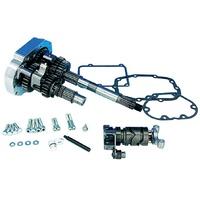 Zodiac ZE700947 6 Speed Conversion Kit w/45mm Offset Kit Softail 90-06 & Dyna 91-98 - CC1I